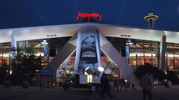 Seattle to Announce Plans to Renovate KeyArena, Hopes to Lure NBA, NHL team - IMAGE