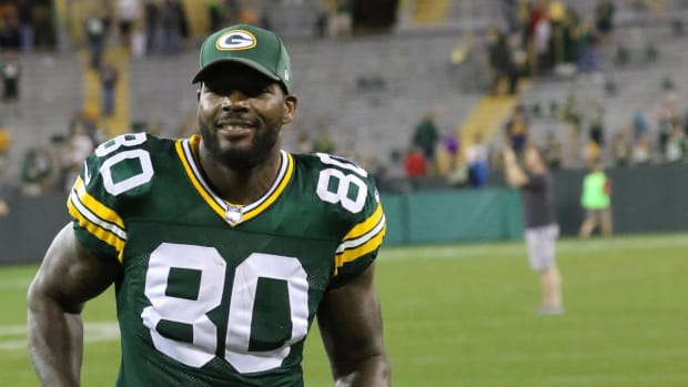 Patriots Claim TE Martellus Bennett After Waived By Packers - IMAGE