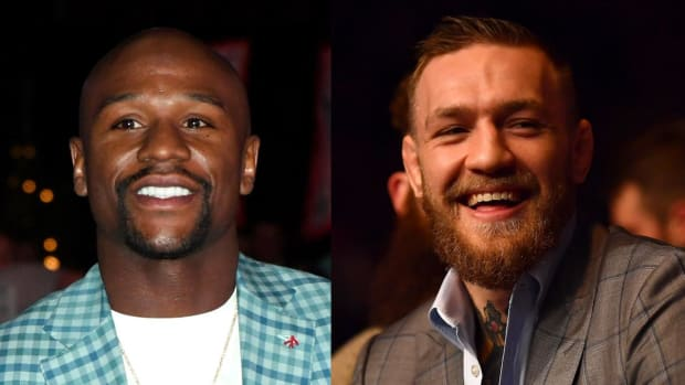 Floyd Mayweather–Conor McGregor fight confirmed for August 26 IMAGE