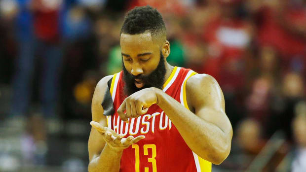James Harden is making the NBA fear the beard - IMAGE