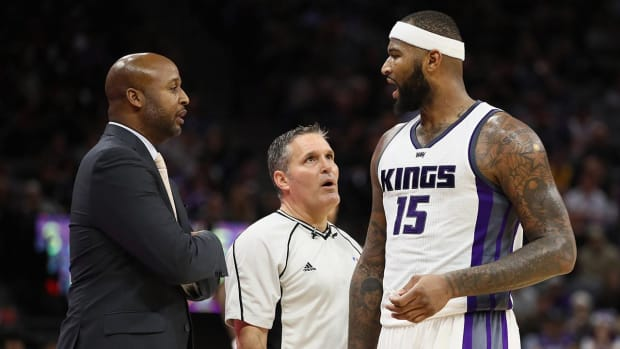 DeMarcus Cousins suspended after picking up 16th technical foul this season - IMAGE
