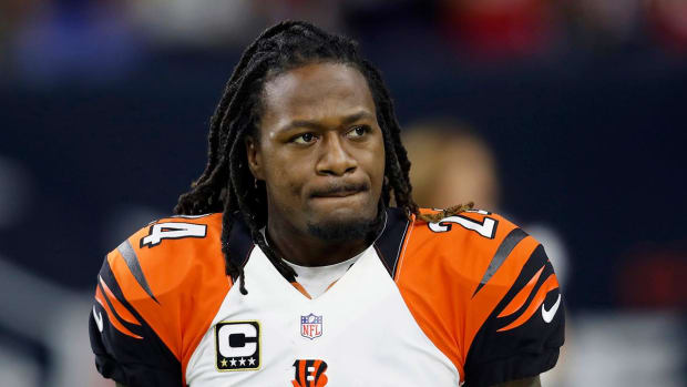 Bengals cornerback Adam Jones arrested, charged with assault IMAGE