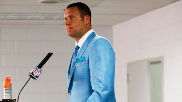 Ben Roethlisberger on Anthem: 'I Wish We Approached It Differently'--IMAGE