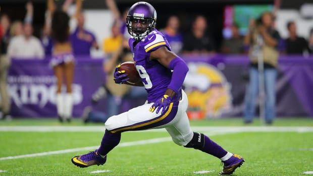 Vikings Sign Xavier Rhodes to 5-Year Contract Extension - IMAGE