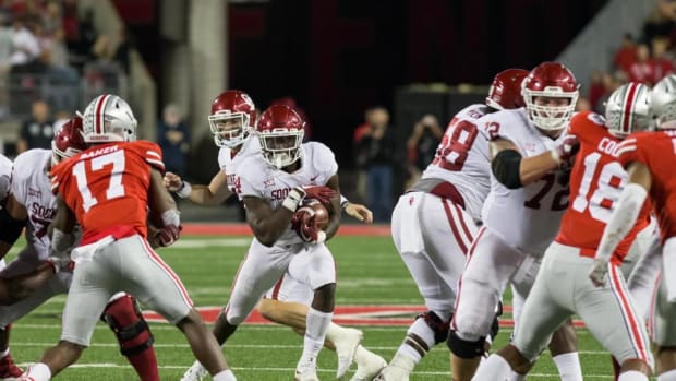 College Football Playoff Projections: Buckeyes Drop Out While Sooners Rise Up