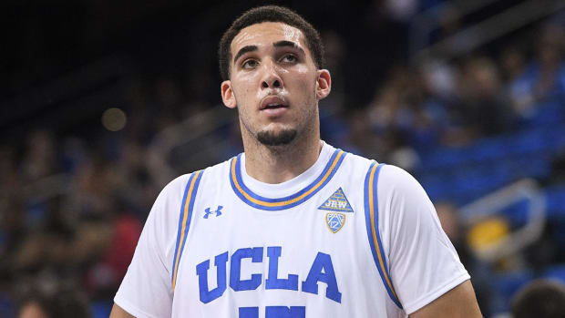 Three UCLA Basketball Players Land Back in the States--IMAGE