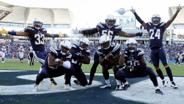 Here's Why the Chargers Will Win the AFC West - IMAGE