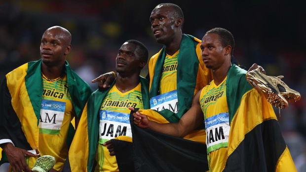 Usain Bolt stripped of Olympic gold medal due to teammate's doping - IMAGE