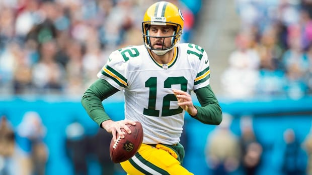 Packers Place Aaron Rodgers on Injured Reserve Again, Ending His Season--IMAGE