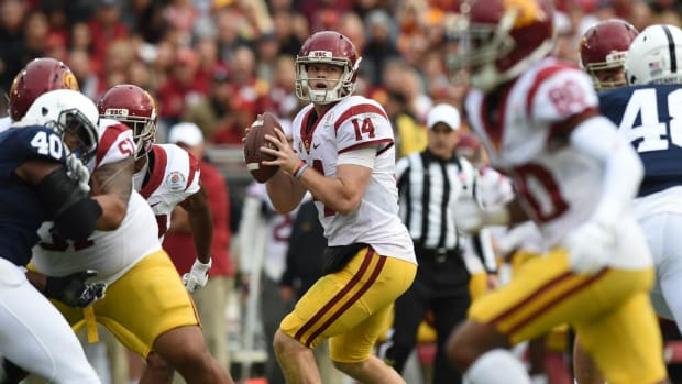#DearAndy: Are the USC Trojans getting too much hype? -- IMAGE