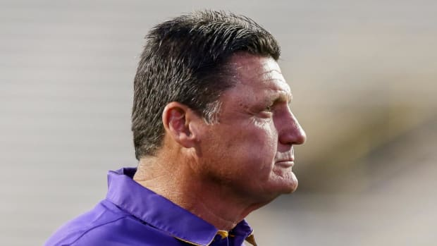 #DearAndy: What will the Ed Orgeron era look like 3 years from now? -- IMG