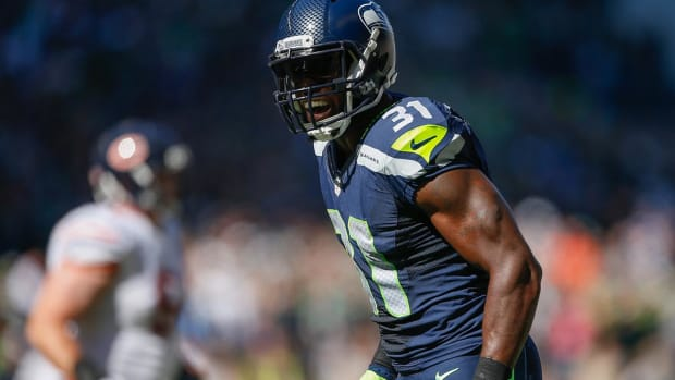 Report: Kam Chancellor, Seahawks Agree on Contract Extension - IMAGE
