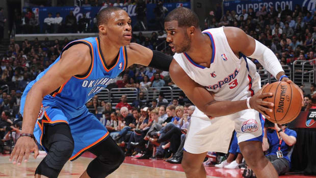 Chris Paul, Russell Westbrook with most to prove IMG