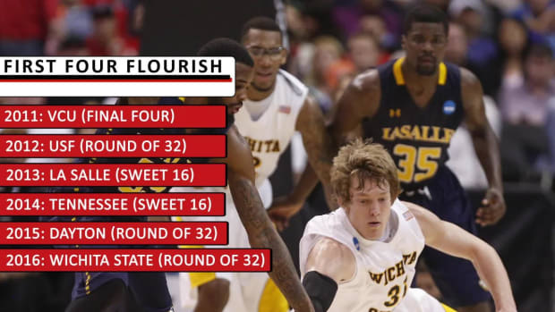 How have First Four teams fared in NCAA Tournament? - IMAGE