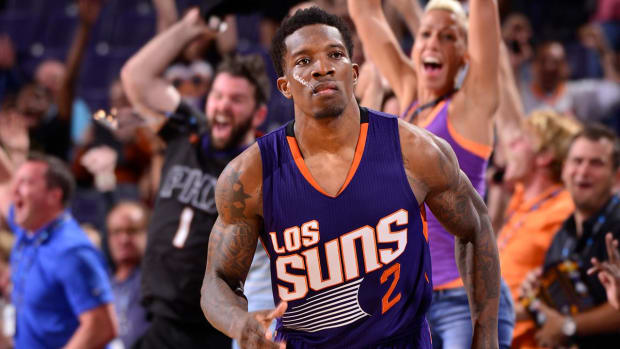 Report: Suns Willing to Trade Eric Bledsoe, Dragan Bender, First-Round Pick for Kyrie Irving - IMAGE