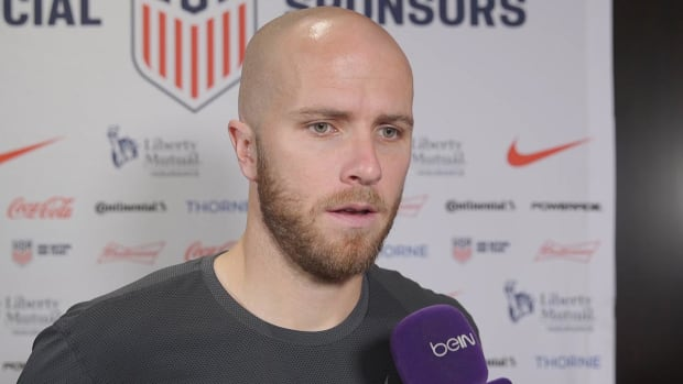 Michael Bradley: USMNT isn't out of the World Cup qualifying woods yet - IMAGE