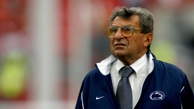 Report: Joe Paterno May Have Known About Earlier Sandusky Abuse Claim--IMAGE