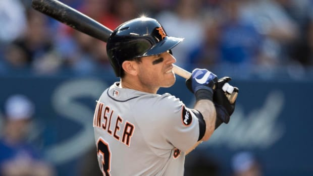 Tigers Trade Four-Time All-Star Ian Kinsler to Angels - IMAGE