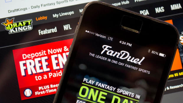 Daily fantasy sports sites FanDuel, DraftKings call off merger - IMAGE