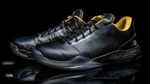 Lonzo Ball releases first signature shoe from Big Baller Brand, costs $495 - IMAGE
