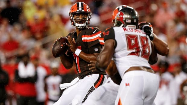 Browns Name Rookie Quarterback DeShone Kizer as Week 1 Starter - IMAGE