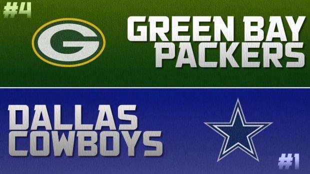 Playoff Breakdown: Packers vs. Cowboys IMAGE