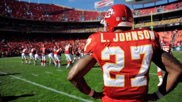 Former NFL RB Larry Johnson: I Believe I Have CTE - IMAGE