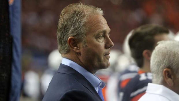Auburn Athletic Director Jay Jacobs to Step Down By June 2018--IMAGE