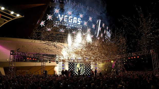 Fleury among players exposed for Vegas NHL expansion draft - IMAGE