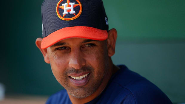 Red Sox Hire Alex Cora as Manager - IMAGE