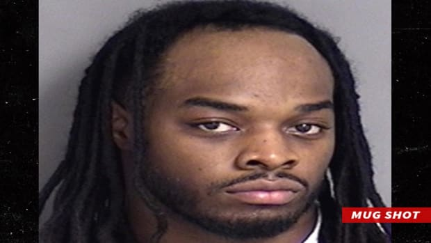 Trent Richardson arrested for domestic violence--IMAGE