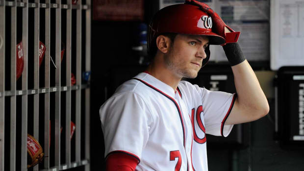 Nationals' Trea Turner breaks wrist after being hit by pitch - IMAGE