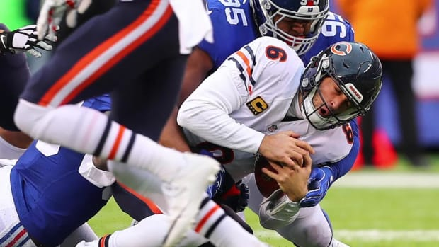 Report: Bears seeking trade partner for QB Jay Cutler - IMAGE