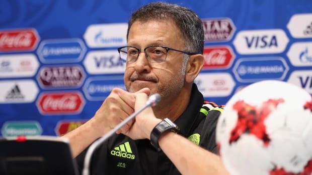 Confederations Cup: Mexico's complex relationship with Juan Carlos Osorio - IMAGE