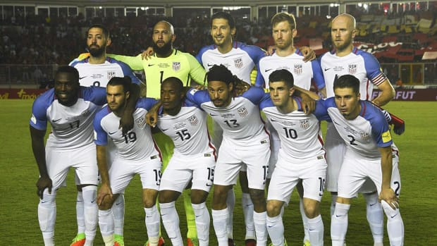 With four points, USMNT steadies 2018 World Cup qualifying quest - IMAGE
