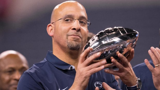 Penn State Approves New Deal for James Franklin Worth $5.8 Million a Year - IMAGE