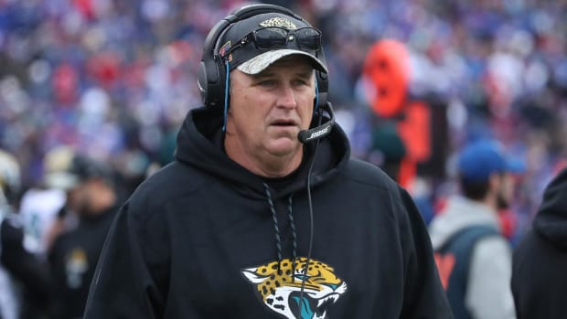 Report: Jaguars to hire Doug Marrone as head coach - IMAGE