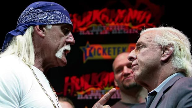 Media Circus: ESPN's 30 for 30 and Professional Wrestling--IMAGE