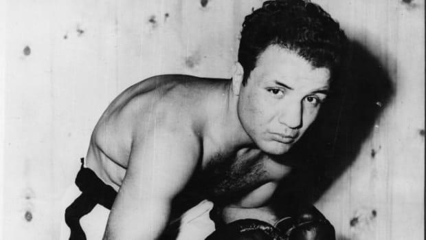 Report: 'Raging Bull' Boxer Jake LaMotta Dead at 95 - IMAGE