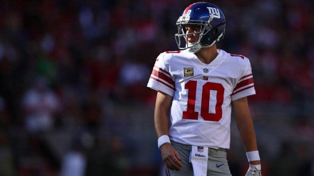 Where do the Giants and Eli Manning Go From Here? - IMAGE