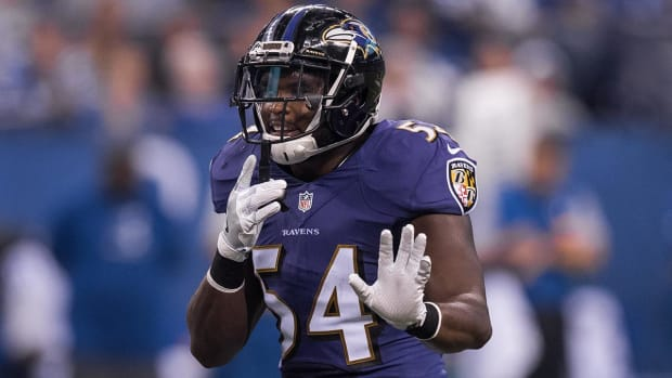 Ravens LB Zach Orr to retire at 24 due to neck injury - IMAGE