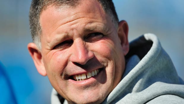 Tennessee Closing in on Hiring Greg Schiano as Next Head Coach - IMAGE