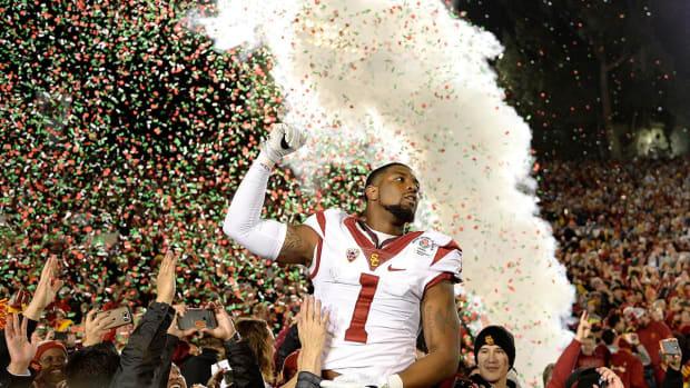 USC wins highest-scoring Rose Bowl game in history - IMAGE
