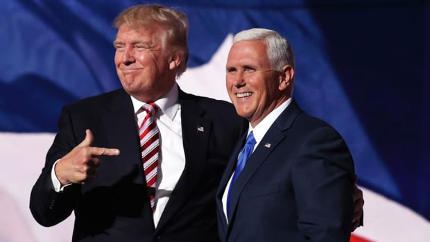 Report: Vice President Mike Pence to attend Super Bowl - IMAGE