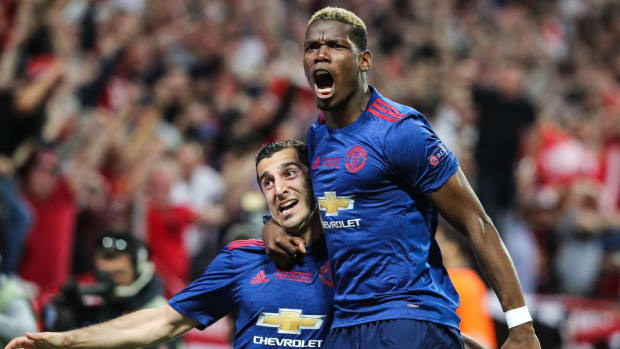 Manchester United wins 2017 Europa League--IMAGE
