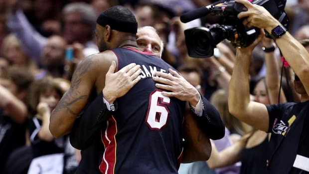 LeBron James: Gregg Popovich is greatest NBA coach of all-time - IMAGE