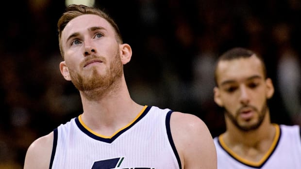 Celtics looking to sign Gordon Hayward in off-season  IMAGE