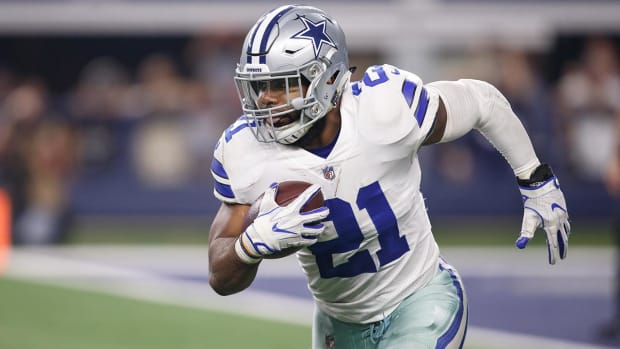 Cowboys RB Ezekiel Elliott Drops Suspension Appeal, Will Serve Remaining Five Games - IMAGE