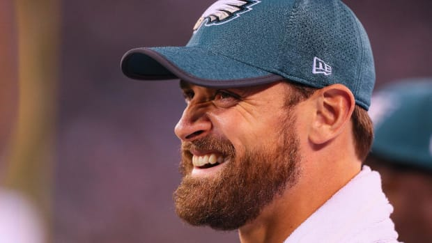 Chris Long Donates Game Checks To Fund Scholarships In Charlottesville IMAGE