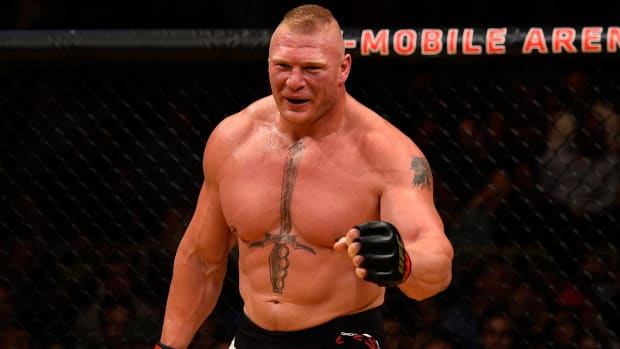 Brock Lesnar notifies UFC of his retirement from MMA - IMAGE